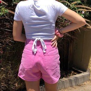 Brandy Melville wrap top